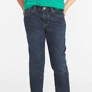 Old Navy Relaxed Slim Built-In Tough Boy's Jeans